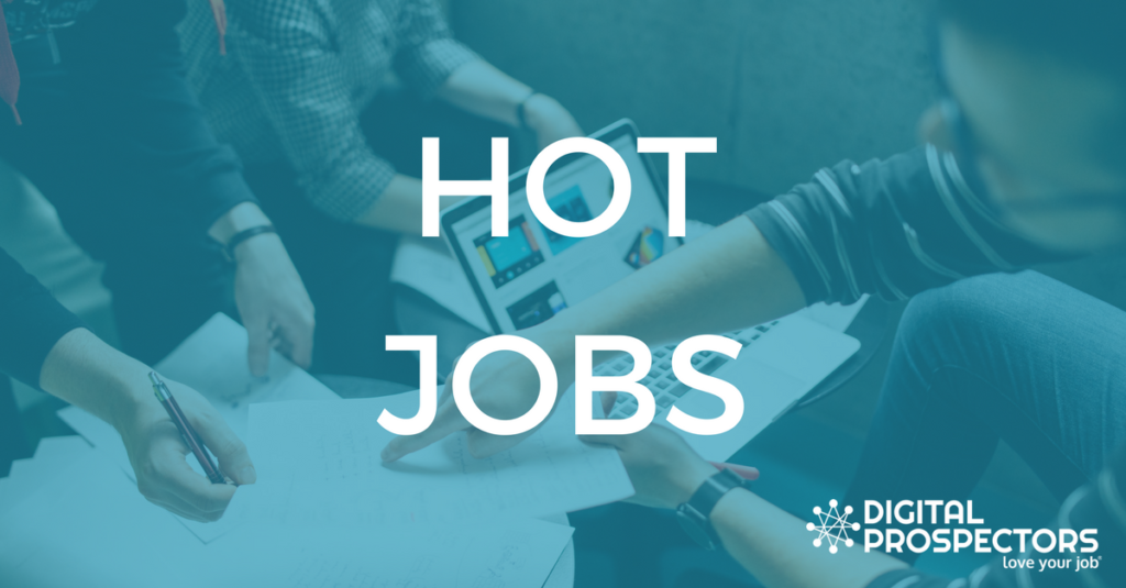Hot Jobs Digital Prospectors