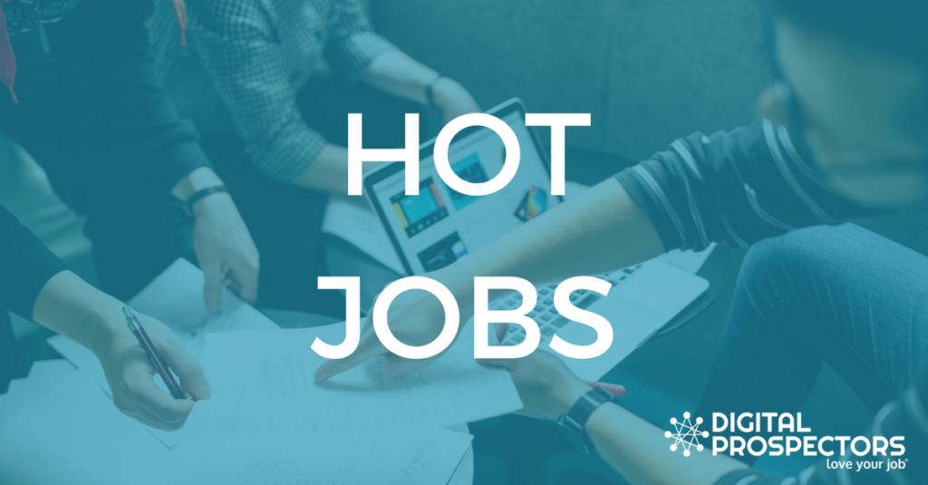 Hot Jobs Digital Prospectors