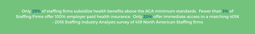 staffing benefits