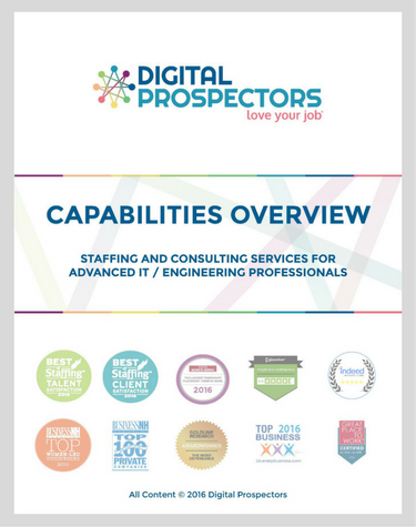 Capabilities Overview PDF front cover